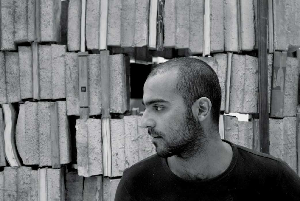 Ali Vaziri Sculpture Artist